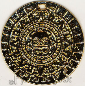 Aztec Pirates of the Caribbean Coin Set. 2 Coins. tropical pirate island