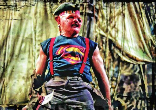 THE GOONIES SLOTH POSTER PICTURE WALL ART PRINT A3 AMK2554