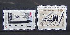 Croatia 1994 Europa Inventions Set MNH