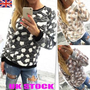 UK-Womens-Winter-Warm-Jumper-Tops-Pullover-Hoodies-Sweatshirt-Ladies-Blouse-6-18