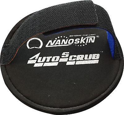 Nanoskin AS-007 5-3//4 Hand Strap Applicator for 6 AutoScrub Foam Pad
