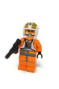 LEGO Star Wars Y-Wing Pilot Minifigure New From set 7658 minifig Dutch Vander