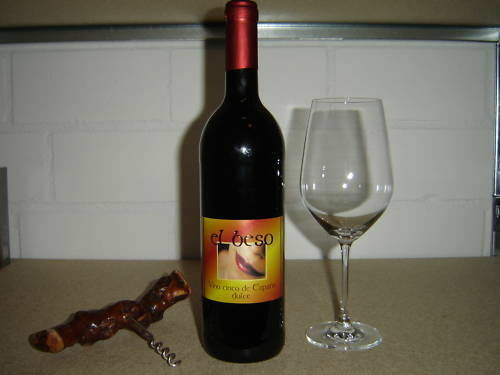 1 El Beso Monastrell Valencia Spanien Rotwein edelsüß süß 130 g Restzucker NEU