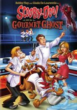 Scooby-doo and The Gourmet Ghost DVD With Slipcover 2018 Bobby Flay