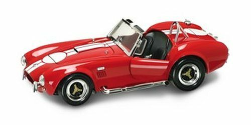 Mercancía de alta calidad y servicio conveniente y honesto. 1964 Shelby Cobra Cobra Cobra Rojo 1 18 Road Legends Yatming 92058  tiempo libre