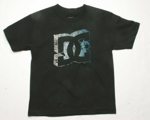L DC Shoes Boys Oh Eight Tee Black Y7620363