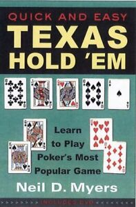 Quick Way To Learn Texas Holdem