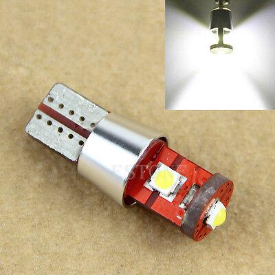 White CANBUS OBC No Error Free Interior Car LED Light Bulb Lamp  15W T10 W5W