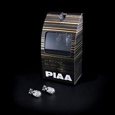 PIAA OEM LED position bulb 85lm 6000K T10 12V1W 2PCS LEP102 GENUINE JAPAN F/S