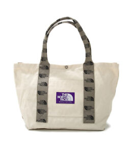 8667d77bb Details about NANAMICA The North Face Purple Label Cotton X-pac Tote  Bag-Natural