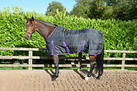 """300gm HEAVY WEIGHT stable rug/quilt, pony and horse size 4'3"""" - 7'3"""" in stock"""