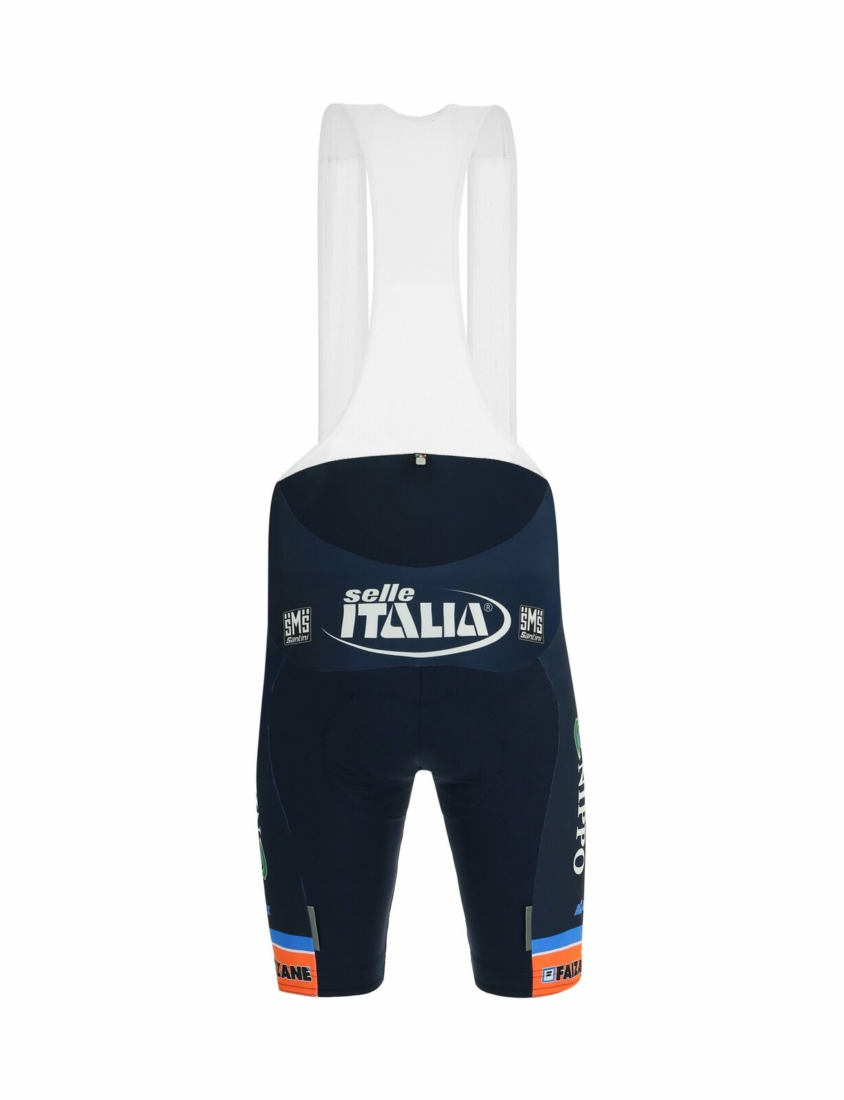 2019 Nippo Fantini Team Cycling Bib Shorts with with with Max Pad by Santini d9363b