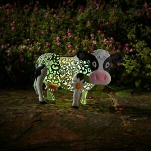 Cute-Daisy-Cow-Silhouette-Solar-Powered-Light-Up-Colour-Changing-Garden-Ornament