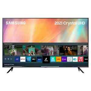 """Samsung UE75AU7100KXXU 75 """" 4K UHD HDR Smart TV HDR powered by HDR10+"""