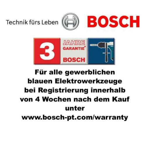 Koffer 3 Trennscheiben Bosch Winkelschleifer GWX 9-125 S Professional inkl