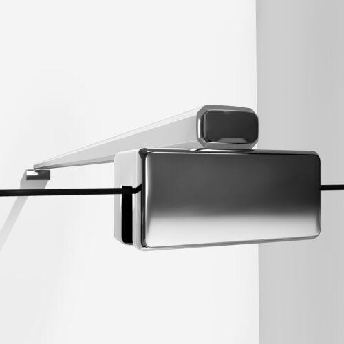 45cm die Stabilisierungsstange für Walk in Duschkabine Duschwand Dusche