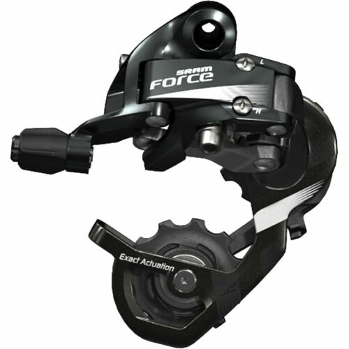 SRAM Force 22 11 Speed Road Bicycle Rear Derailleur Carbon Short Cage New