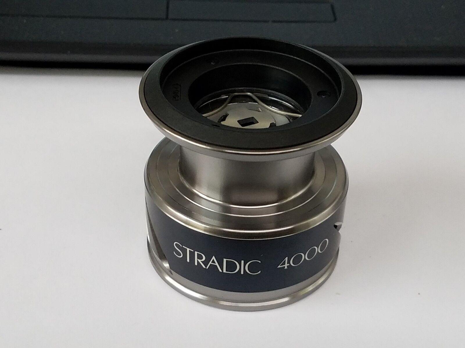 1 Shiuomoo Part  RD 17238 Spool Assembly Fits ST4000XGFK Stradic