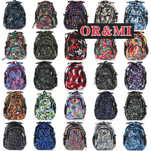 79cf8511cb2ac Rucksack OR MI Sport Reise City Schul Tasche Backpack Outdoor ...