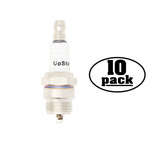 10-Pack Compatible Spark Plugs for BOBCAT Lawn Mower /& Garden Tractor