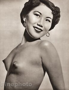 Oriental actress who have appeared nude what