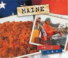 Hello U. S. A.: Maine by LeeAnne Engfer (2003, Paperback, Revised, Expanded)