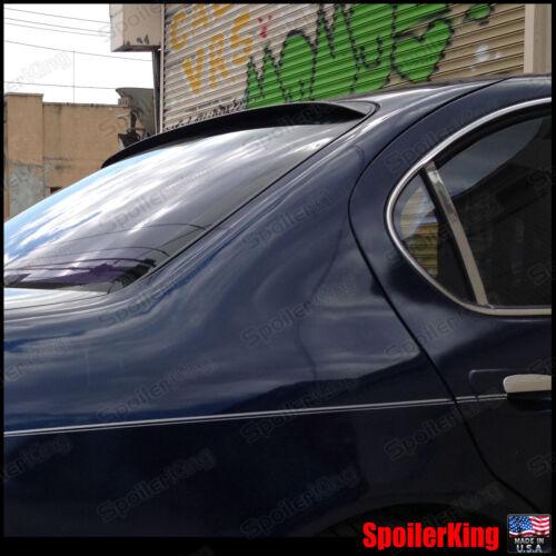 COMBO Spoilers Fits: Infiniti i30 // i35 2000-04 Rear Roof Wing /& Trunk Lip