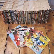Commando Comics Job Lot Bundle of 100 Consecutive Vintage Issues 1400 - 1499