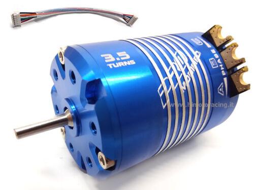 Motor Classic Brushless Sensored Pro Modified 540 3.5T Mit Sensoren 1//10 HIMOTO