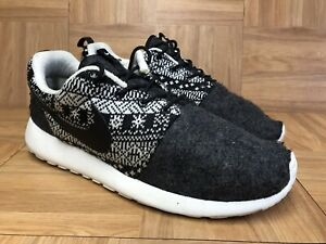 newest 1c830 1dd3d Details about RARE🔥 Nike Roshe One Winter Warm Toe Sz 10 Women's Tribal  Pattern 685286-001