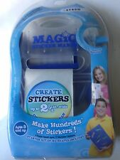 Xyron Magic Sticker Maker - 20 Ft of Respositionable Adhesive - NEW