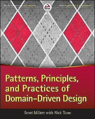 Patterns, Principles, And Practices Of Domain-Driven Design By Nick Tune And... - $42.00