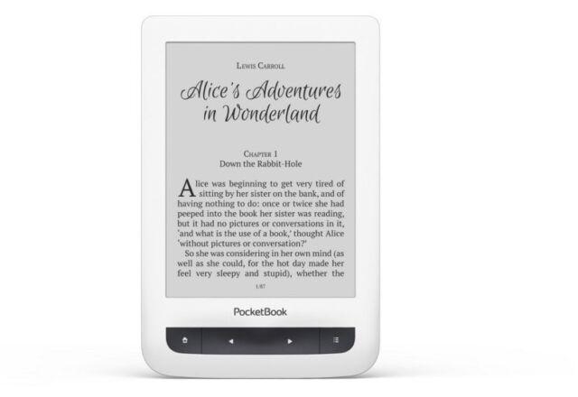 NEW Pocketbook Basic 2 B614-W White 6