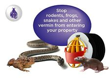 Rat Non-return rodent proof drain valve rat trap humane rodent proofing