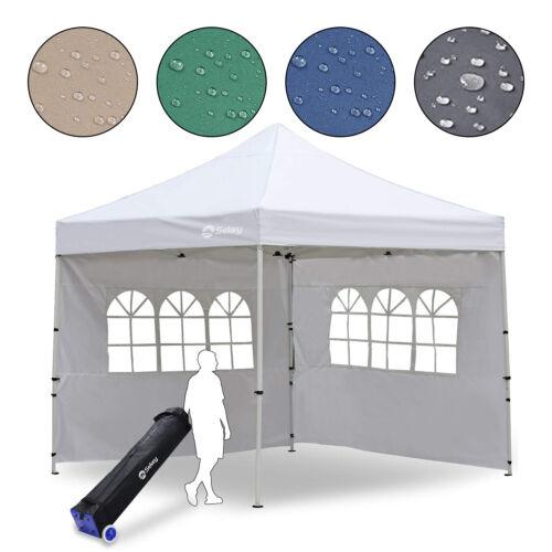 Falt Pavillon Faltpavillon 3x3m WASSERDICHT PRO Garten Partyzelt faltbar Zeltt