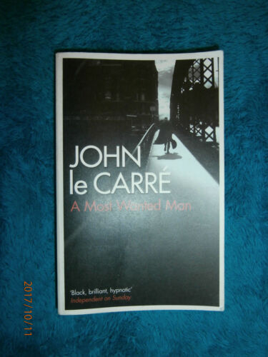 1 of 1 - A Most Wanted Man by John Le Carre (Paperback, 2009) author of The Night Manager