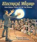 Electrical Wizard: How Nikola Tesla Lit Up the World by Elizabeth Rusch (Hardback, 2013)