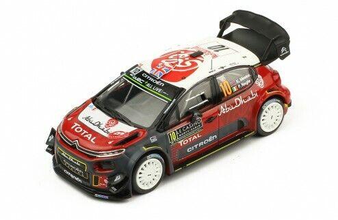 IXO Models CITROEN C3 WRC K. Meeke-P. Nagl  1 43 RAM662