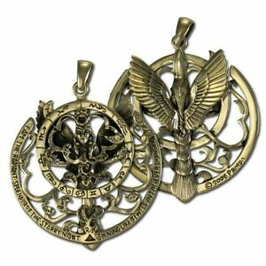 Ishtar-Inanna-Goddess-Pendant-Queen-of-Heaven-by-Dryad-Design-Jewelry-ZPD1041