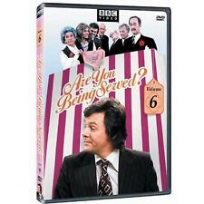 ARE YOU BEING SERVED? Volume 6 Classic British Comedy BBC TV