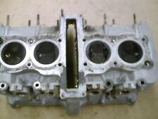 1981 Yamaha XJ 550 Maxim engine cylinder jug piston rings wrist pin assembly