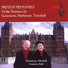 Violin Sonatas/British Treasures von Mitchell,Ball (2004)
