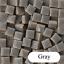 thumbnail 16 - Tiny Ceramic Mosaic Tiles For Crafts Square Porcelain Art Pieces Hobbies 50pcs