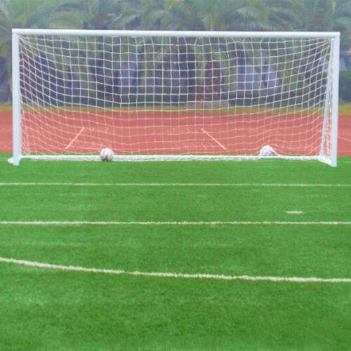 2//4PCS 6*4ft Football Soccer Goal Net Kids Outdoor Football Match Training Net
