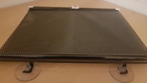 Sonnenschutz-Rollo Sonnenschutz 125 x 45cm für Innenscheibe Auto Hitzeschutz