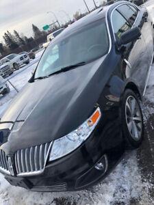 2011 Black Lincoln MKS For Sale