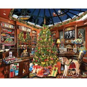 New-White-Mountain-Christmas-Seek-N-Find-1000-Piece-Christmas-Jigsaw-Puzzle