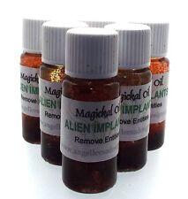 Alien Implants Herbal Infused Botanical Incense Oil
