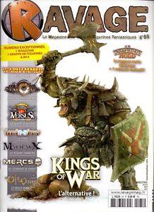 Magazine Ravage N° 65 Juillet Aout 2011