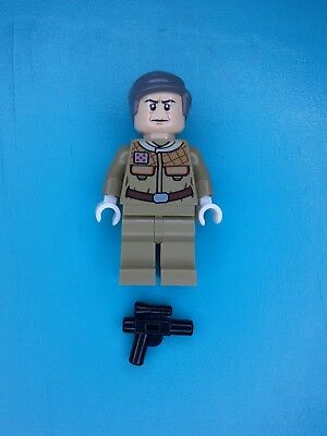 Lego General Rieekan 75014 75056 Star Wars Minifigure